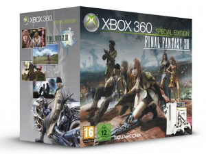 Xbox360FF13同梱版